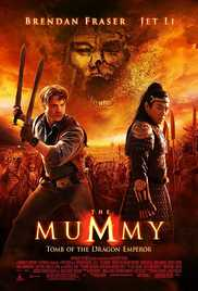 The Mummy - Tomb of the Dragon Emperor (2008) (BluRay) - The Mummy All Series