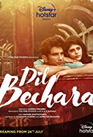 Dil Bechara (2020) (BluRay)