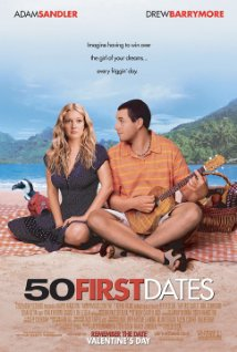 50 First Dates (2004) (BR Rip) - Hollywood Movies Hindi Dubbed