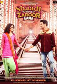 Shaadi Mein Zaroor Aana (2017) (DVD Rip) - New BollyWood Movies