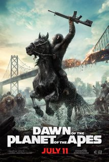 Dawn Of The Planet Of The Apes (2014) (BR Rip) - New Hollywood Dubbed Movies