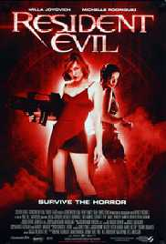 Resident Evil (2002) (BluRay) - Resident Evil All Series