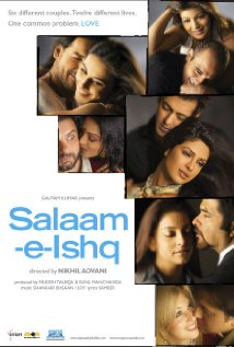 Salaam-e-Ishq (2007) (DVD) - Bollywood Movies