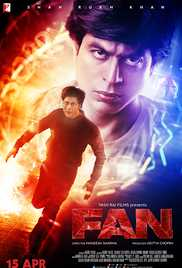 Fan (2016) (BRRip) - New BollyWood Movies