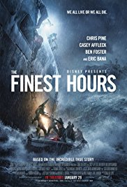 The Finest Hours (2016) (BluRay)