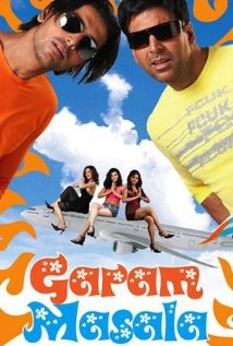 Garam Masala (2005) (DVD)  - Bollywood Movies