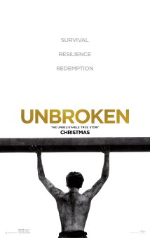 Unbroken (2014) (BR Rip) - New Hollywood Dubbed Movies