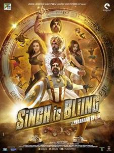 Singh Is Bliing (2015) (DVD Rip)