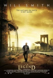 I Am Legend (2007) (DVD) - Hollywood Movies Hindi Dubbed