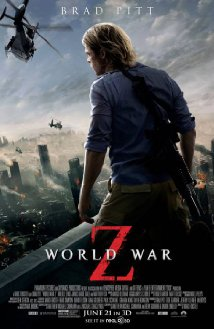 World War Z (2013) (Bluray) - Hollywood Movies Hindi Dubbed