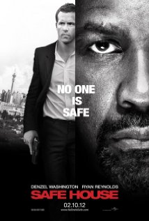 Safe House (2012)  (BR Rip) - Hollywood Movies Hindi Dubbed