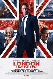 London Has Fallen (2016) (DVDRip) - New Hollywood Dubbed Movies