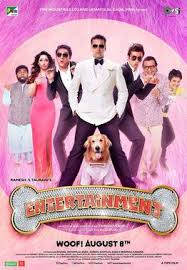 Entertainment (2014) (BluRay) - New BollyWood Movies