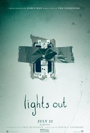 Lights Out (2016) (BR Rip) - New Hollywood Dubbed Movies