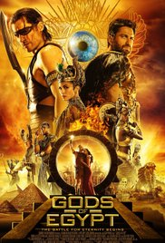 Gods of Egypt (2016) (BR Rip) - New Hollywood Dubbed Movies