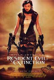 Resident Evil - Extinction (2007) (BluRay) - Resident Evil All Series