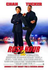 Rush Hour 2 (2001) (BluRay) - Rush Hour All Series
