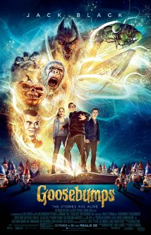 Goosebumps (2015)  (BR Rip) - New Hollywood Dubbed Movies