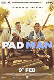 Padman (2018) (DVD Rip) - New BollyWood Movies