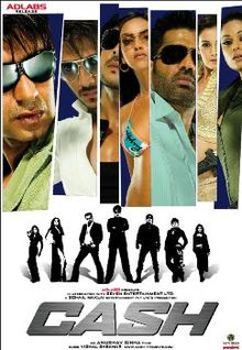Cash (2007) (DVD) - Bollywood Movies
