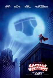 Captain Underpants The First Epic Movie (2017) (BluRay) - New Hollywood Dubbed Movies