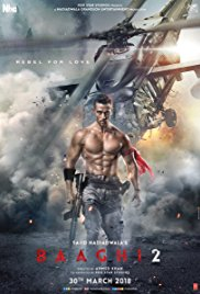 Baaghi 2 (2018) (BRRip) - New BollyWood Movies