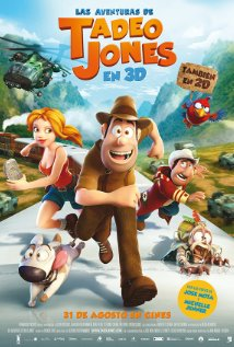Tad, the Lost Explorer (2012) (BR Rip)