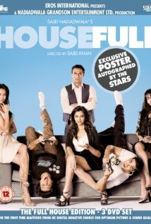 HouseFull (2010) (DVD) - Bollywood Movies