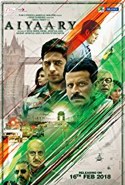 Aiyaary (2018) (DVD Rip) - New BollyWood Movies