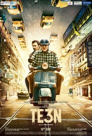 Te3n (2016) (DVDRip) - New BollyWood Movies