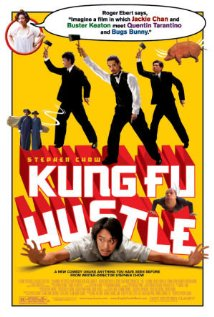 Kung Fu Hustle (2004) (DVD) - Hollywood Movies Hindi Dubbed