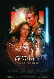 Star Wars Episode II - Attack of the Clones (2002) (BluRay) - Star Wars All Series
