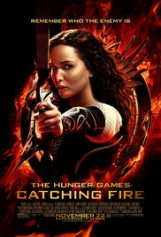 The Hunger Games Catching Fire (2013) (BRRip) - Hollywood Movies Hindi Dubbed