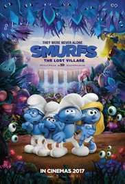 Smurfs The Lost Village (2017) (BluRay)
