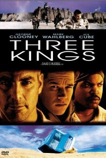 Three Kings (1999) (BR Rip) - Hollywood Movies Hindi Dubbed