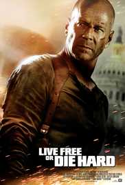 Live Free Or Die Hard (2007) (BRRip)