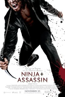 Ninja Assassin (2009) (DVD) - Hollywood Movies Hindi Dubbed