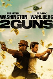 2 Guns (2013) (BR Rip) - Hollywood Movies Hindi Dubbed