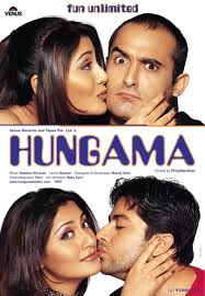 Hungama (2003) (DVD) - Bollywood Movies