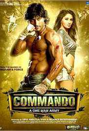Commando (2013) (BluRay) - Bollywood Movies