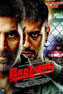 Brothers (2015) (DVD Rip)