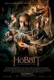 The Hobbit - The Desolation of Smaug (2013) (BluRay) - The Hobbit All Series
