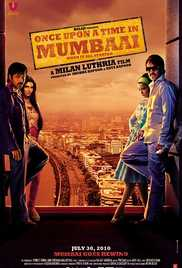 Once Upon a Time in Mumbaai (2010) (BluRay)