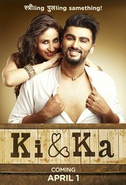 Ki and Ka (2016) (DVDRip) - New BollyWood Movies