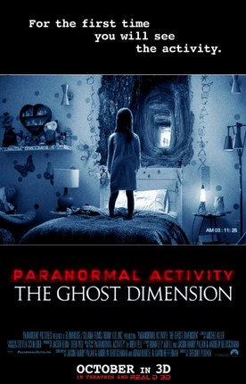 Paranormal Activity: The Ghost Dimension (2015)  (BR Rip) - New Hollywood Dubbed Movies