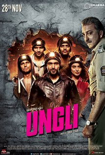 Ungli (2014) (DVD Rip) - New BollyWood Movies