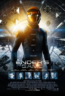 Enders Game (2013) (BR Rip) - Hollywood Movies Hindi Dubbed
