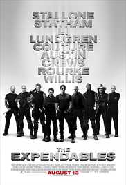The Expendables (2010) (BRRip) - The Expendables All Series