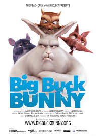 Big Buck Bunny (2008) (DVD) - Cartoon Dubbed Movies