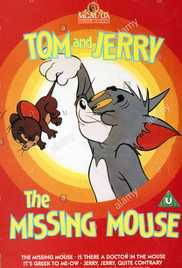 073  The Missing Mouse (Tom & Jerry) (1953) - Tom & Jerry